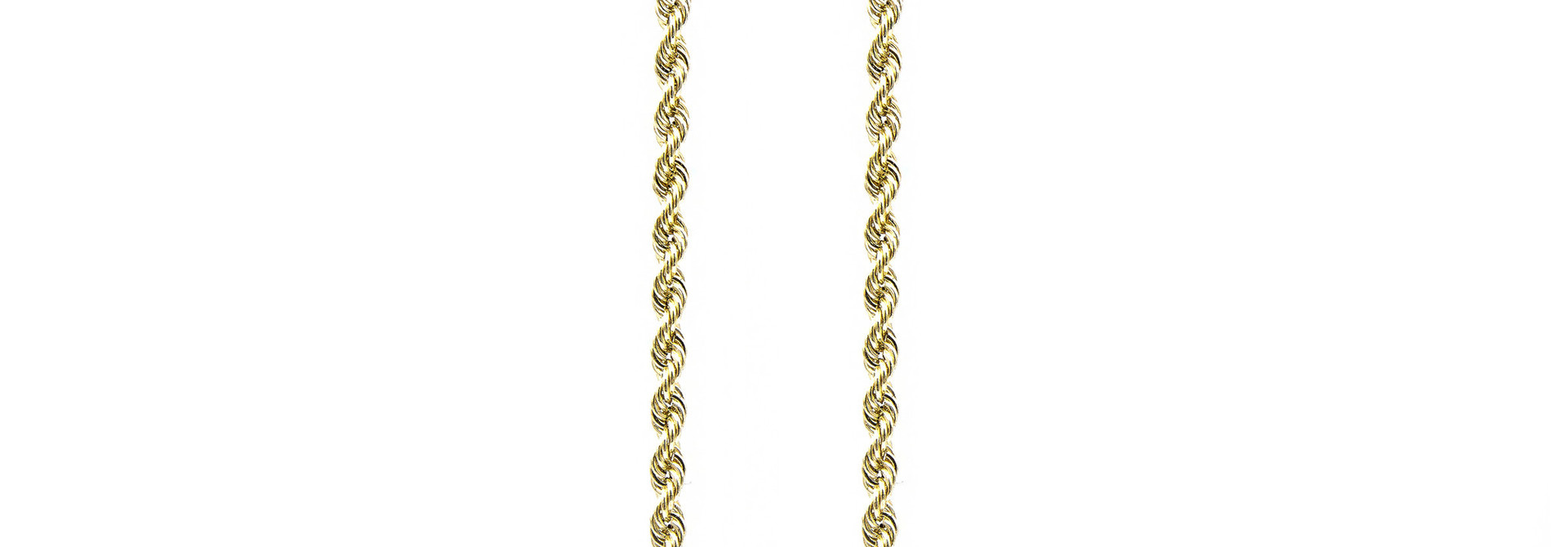 Rope Chain NL 18k-5 mm