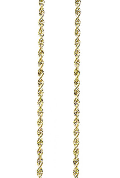 Rope Chain NL 18k-8 mm