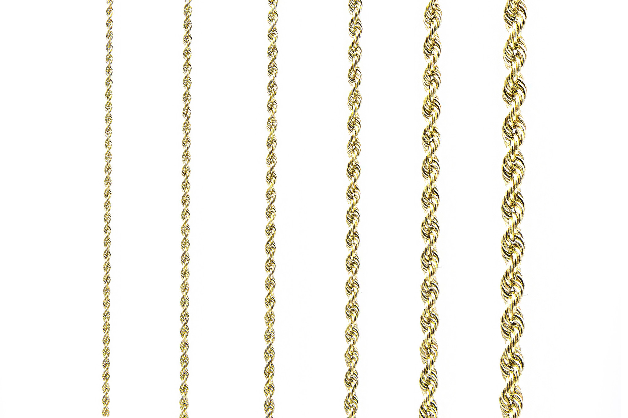Rope Chain NL 18k-5 mm-3