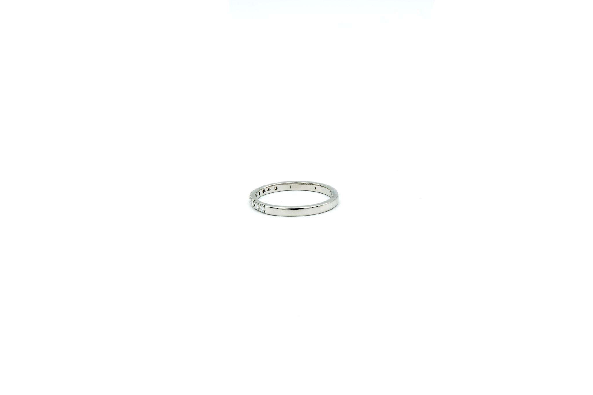 Ring smal met diamantjes-3