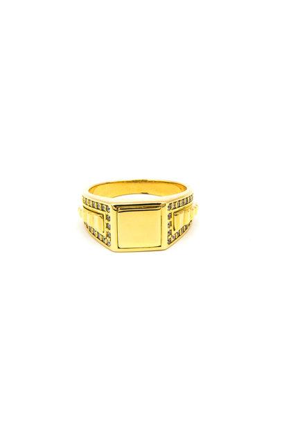 """Dante"" ring"