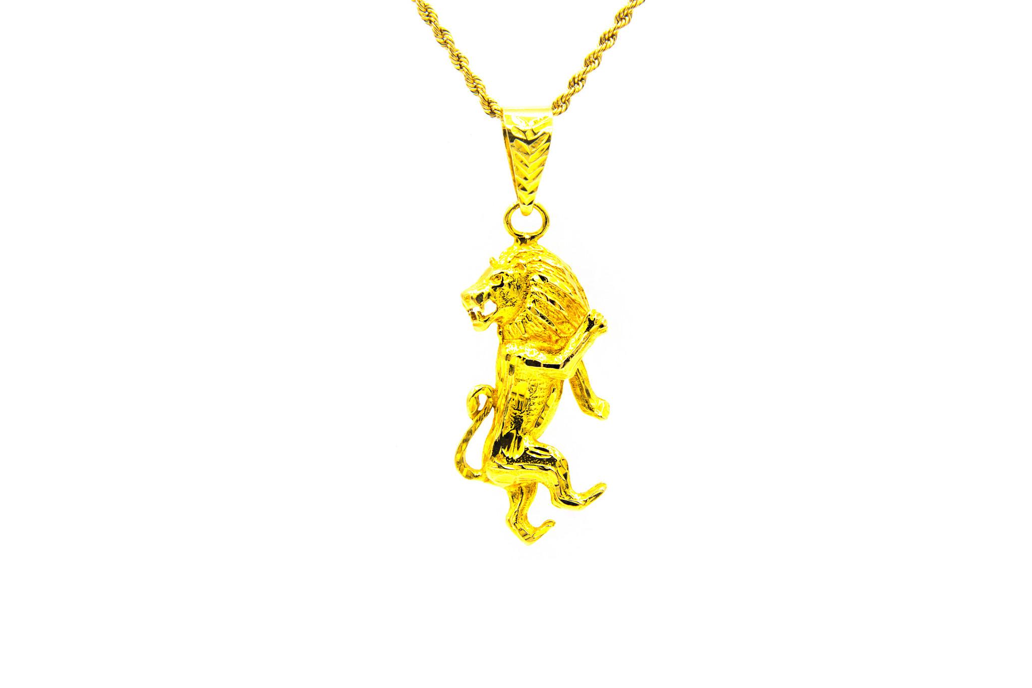 Hanger leeuw-1