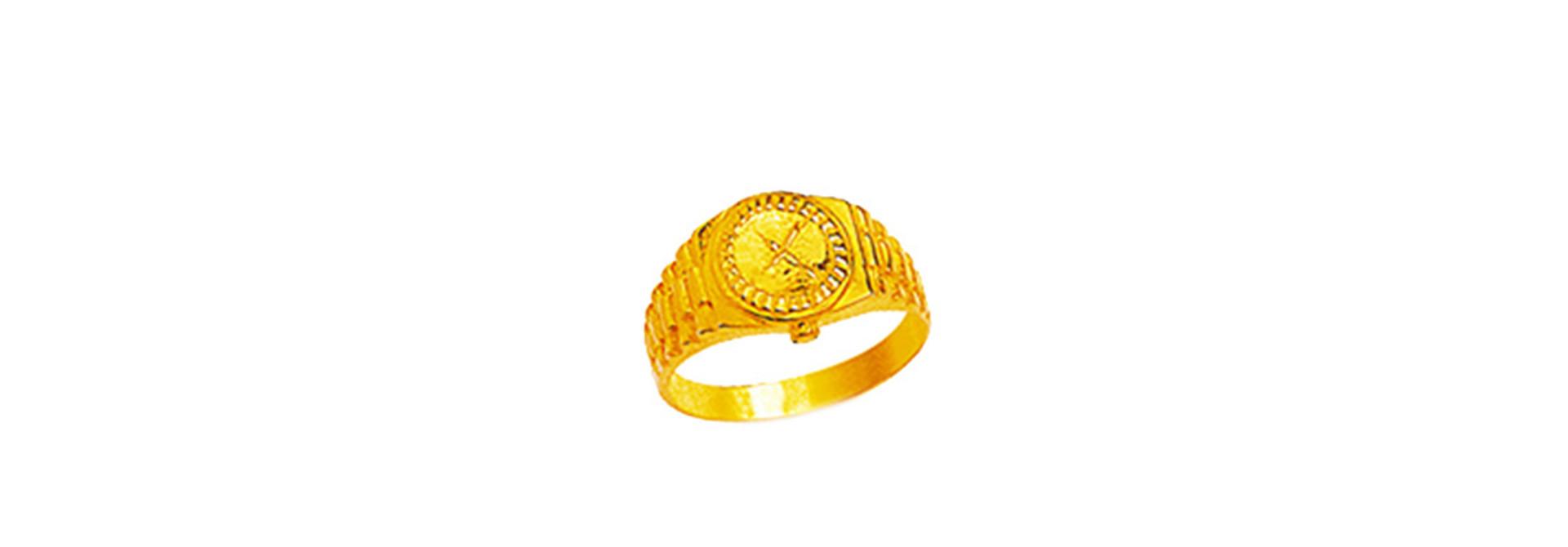 Horloge ring