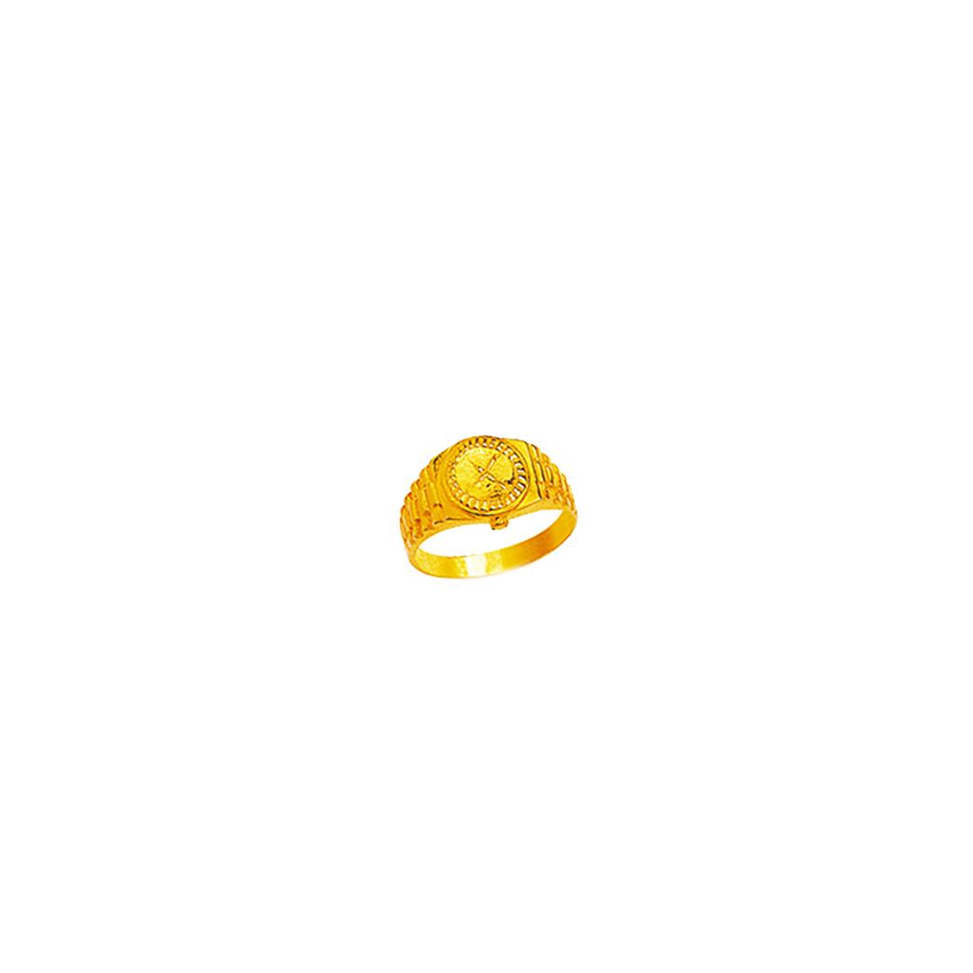 Horloge ring-1