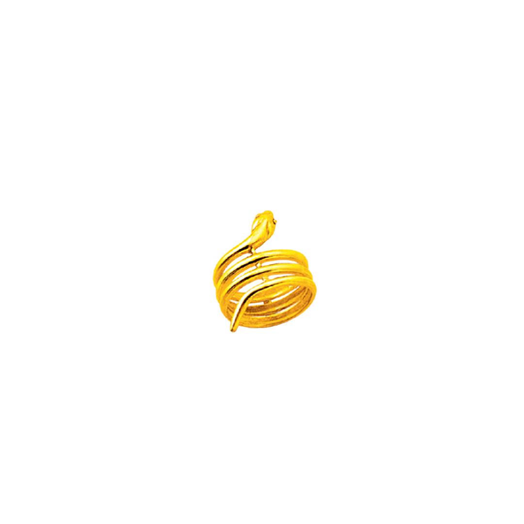Brede slang ring-1