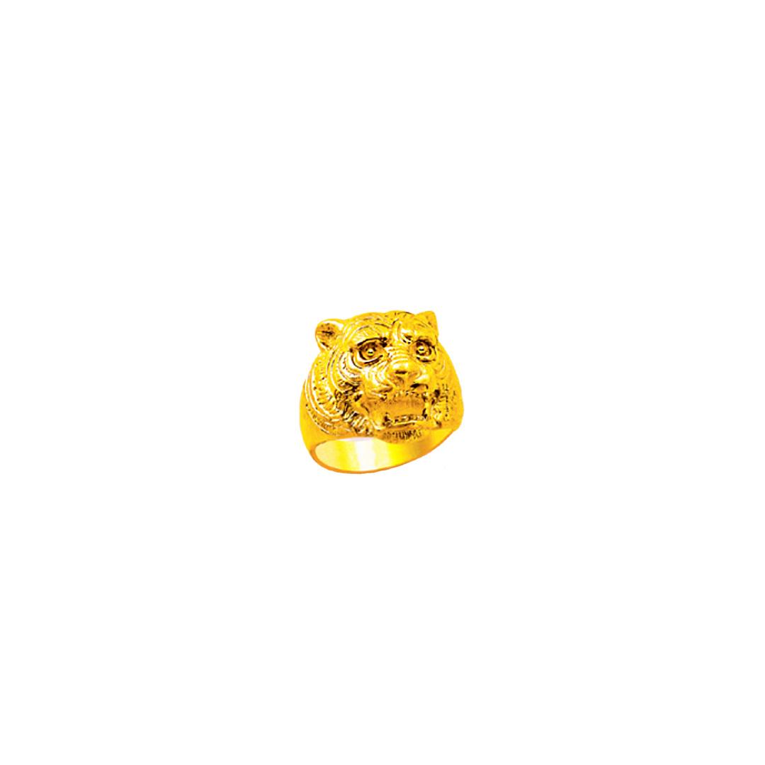 Tijgerkop ring-1