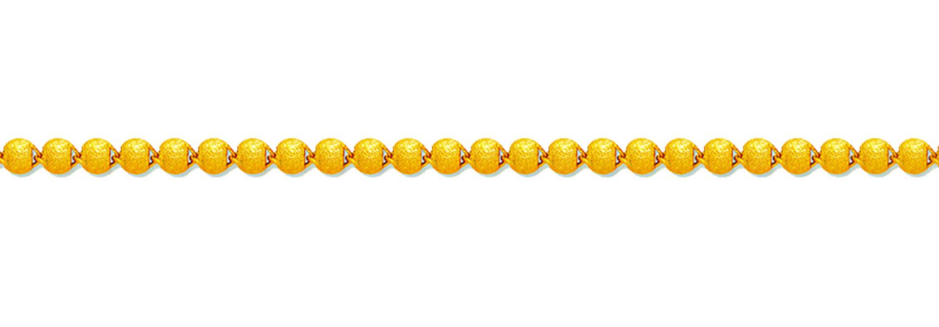 Bolletjes armband/ketting