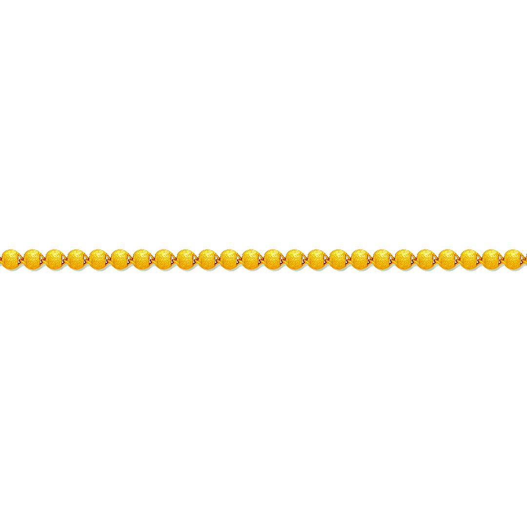Bolletjes armband/ketting-1