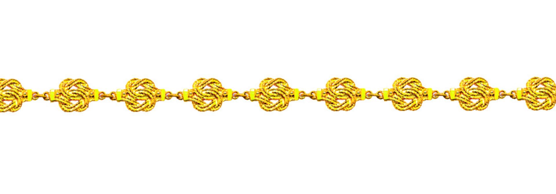 Mattenklopper armband