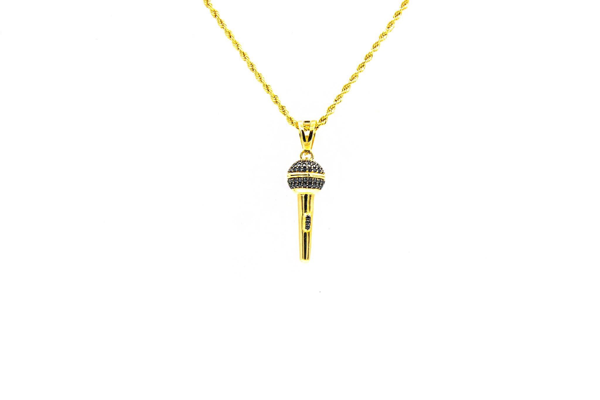 Hanger microfoon met zirkonia-1