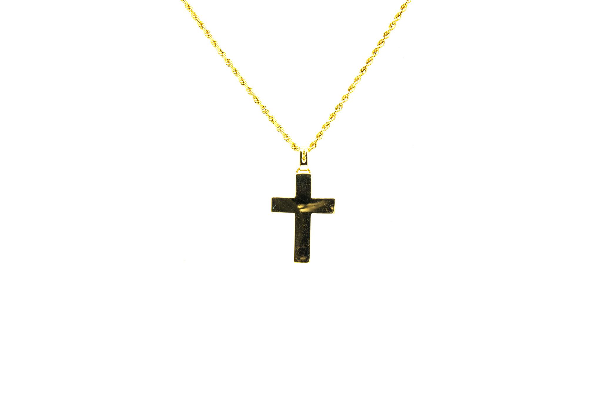 Hanger kruis bicolor-2