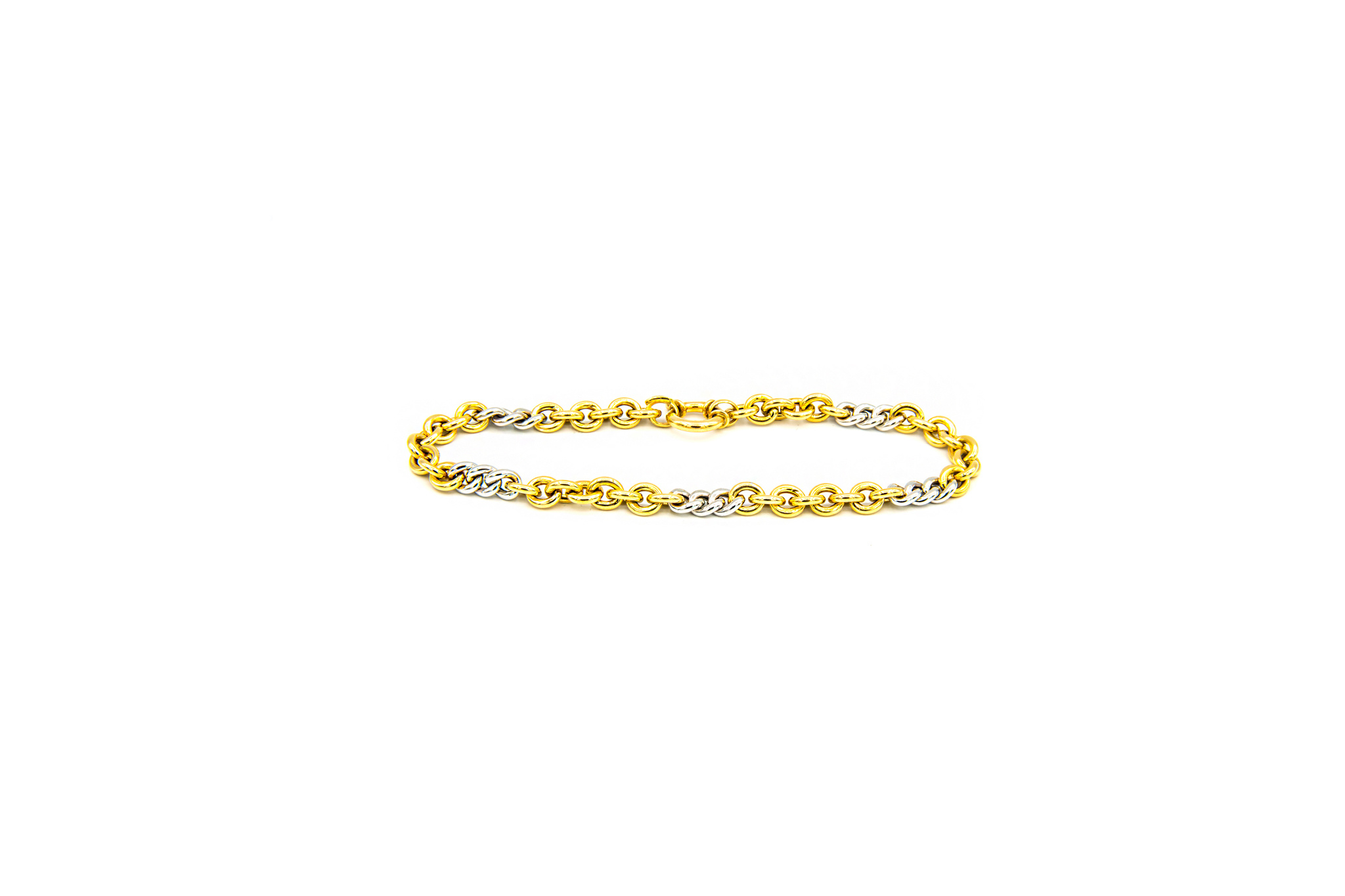 Armband anker-gourmet bicolor-1