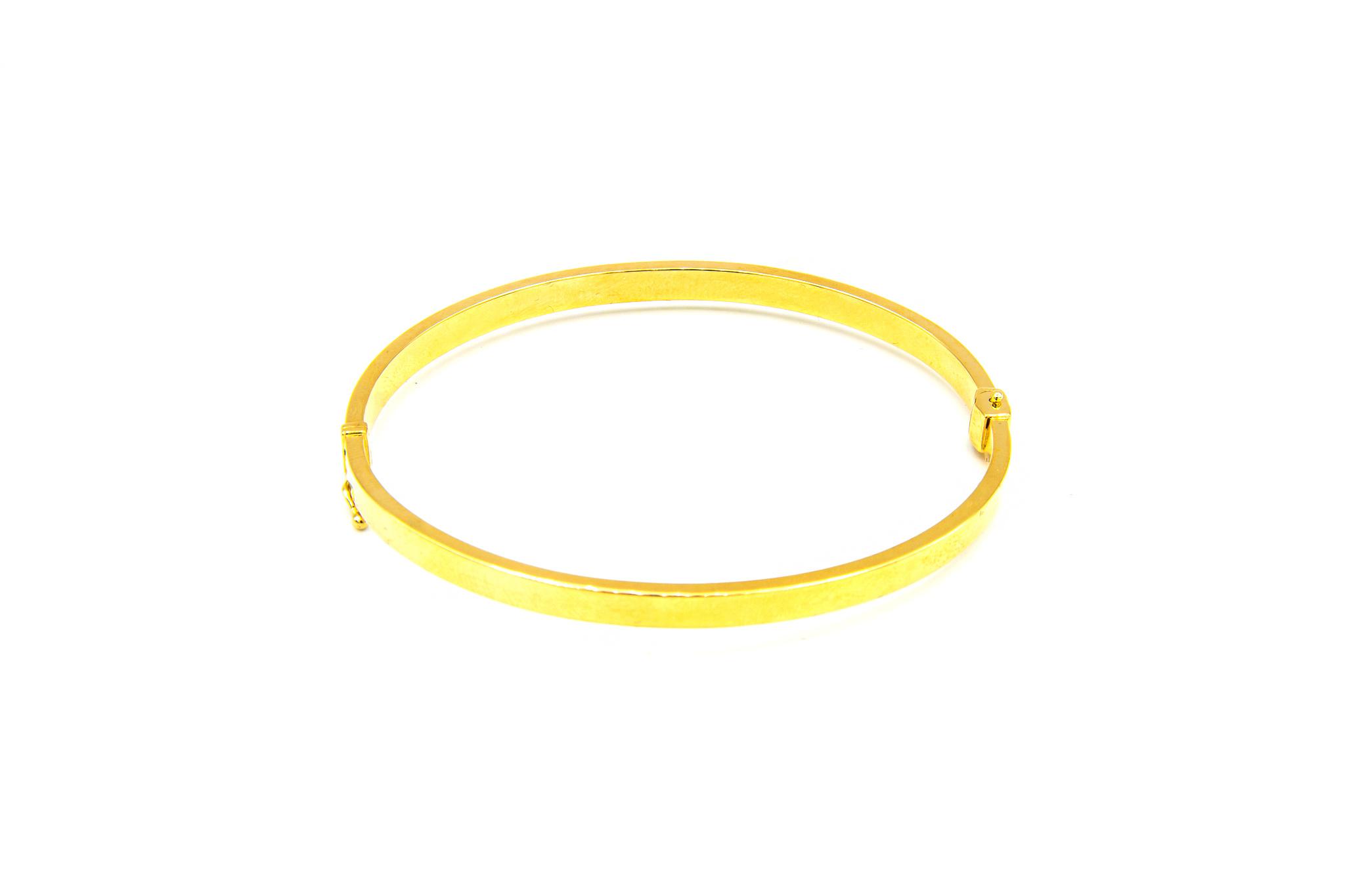 Armband vast gescherpte afwerking-3