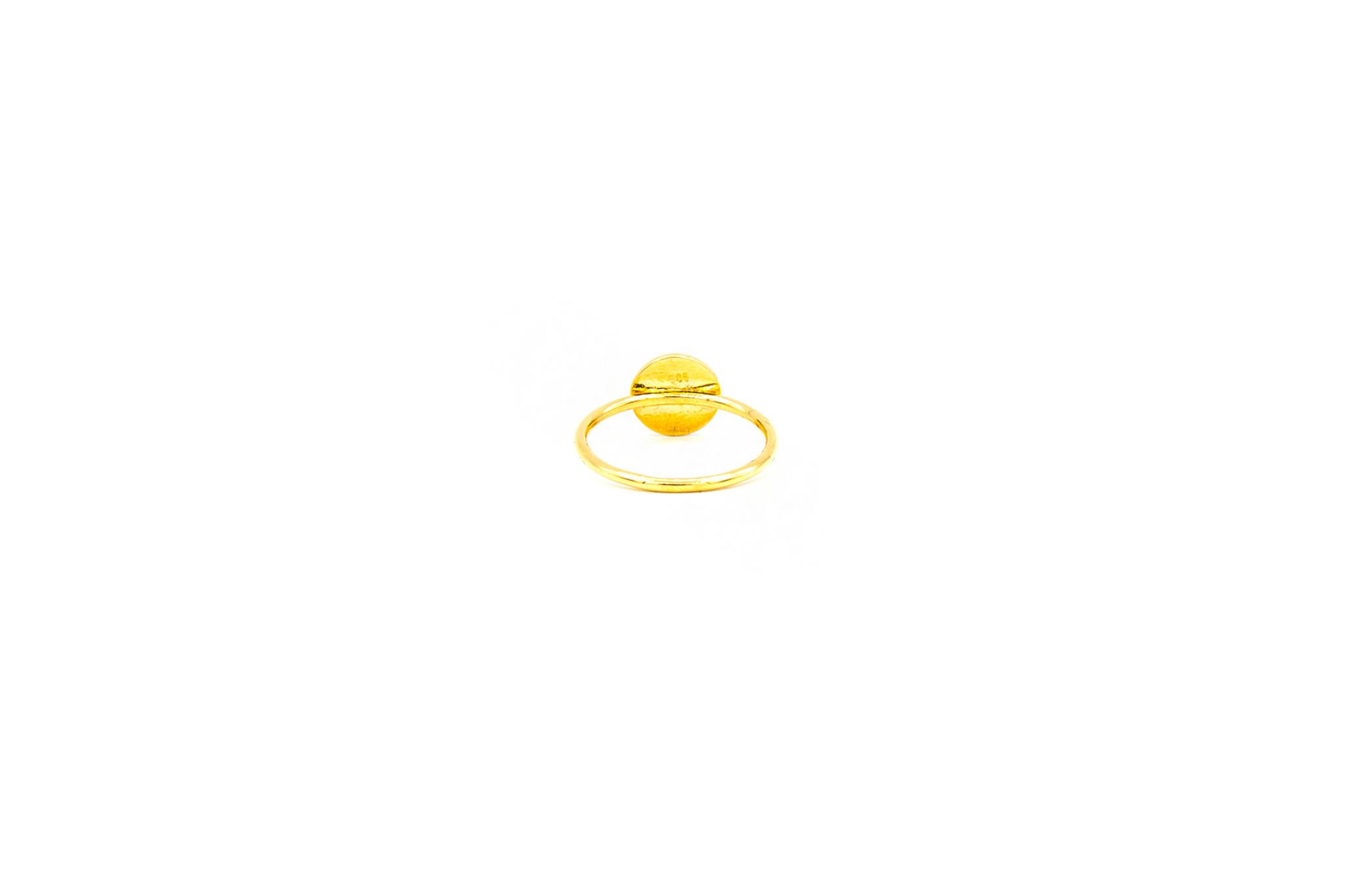 Ring zegel rond-4