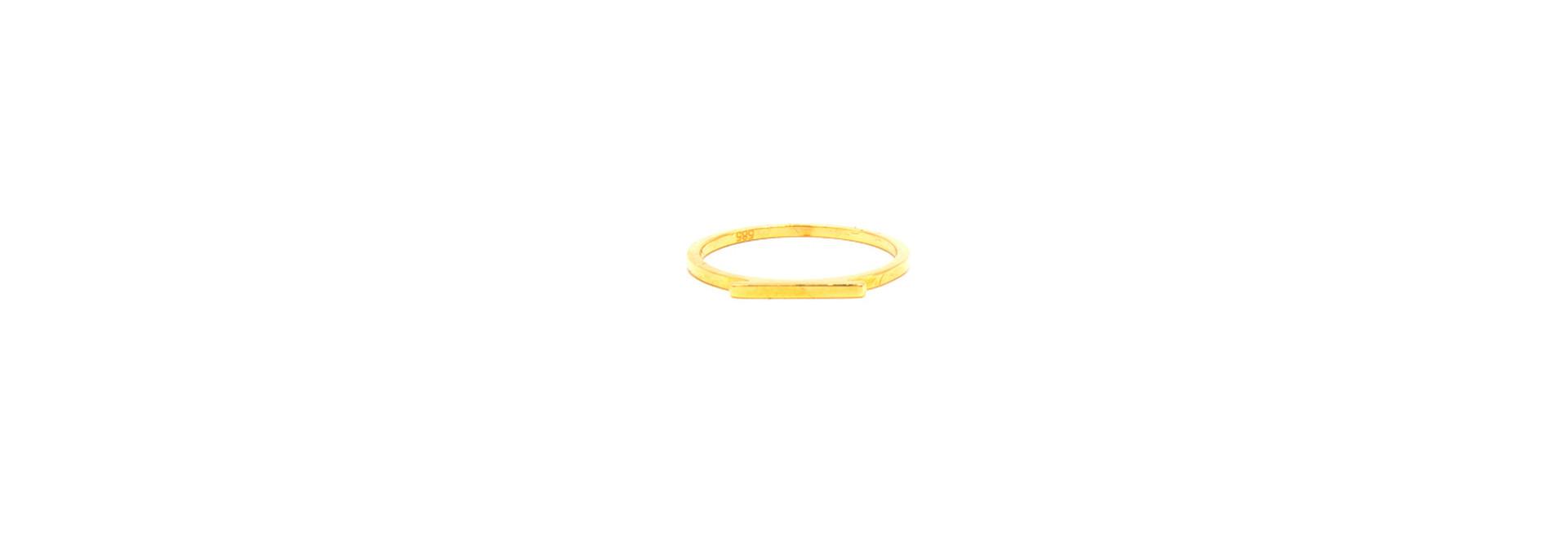 Ring aanschuif minimalistisch