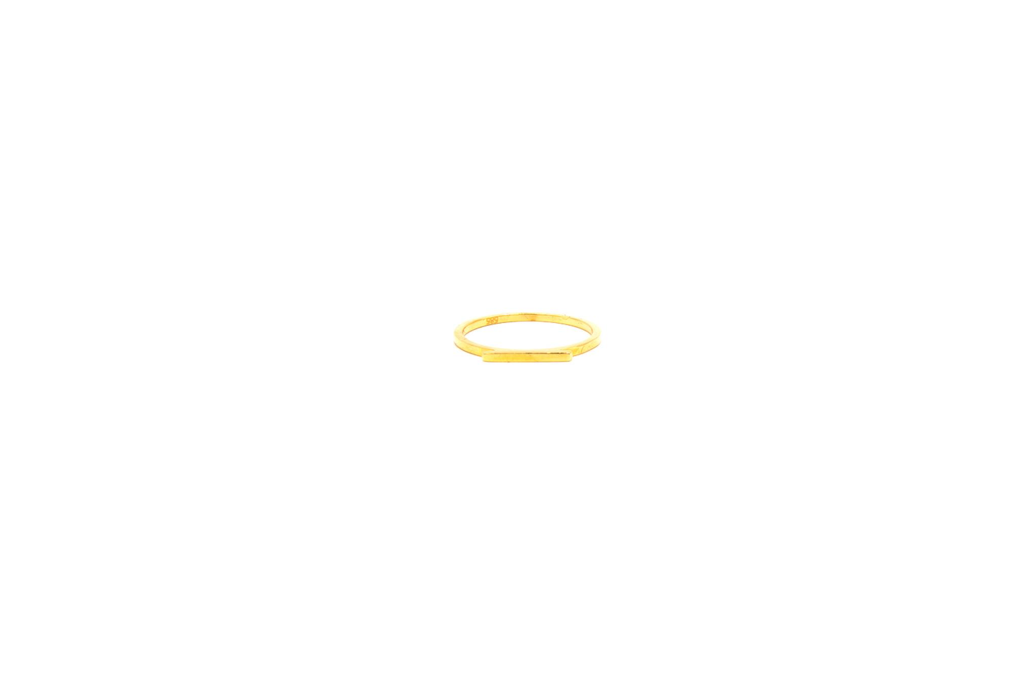 Ring aanschuif minimalistisch-1