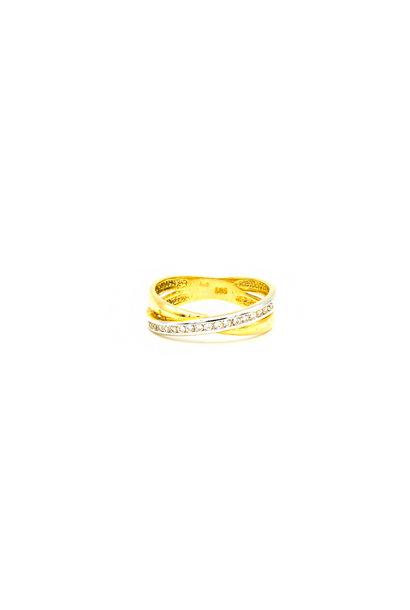 """""""Bregje"""" ring"""