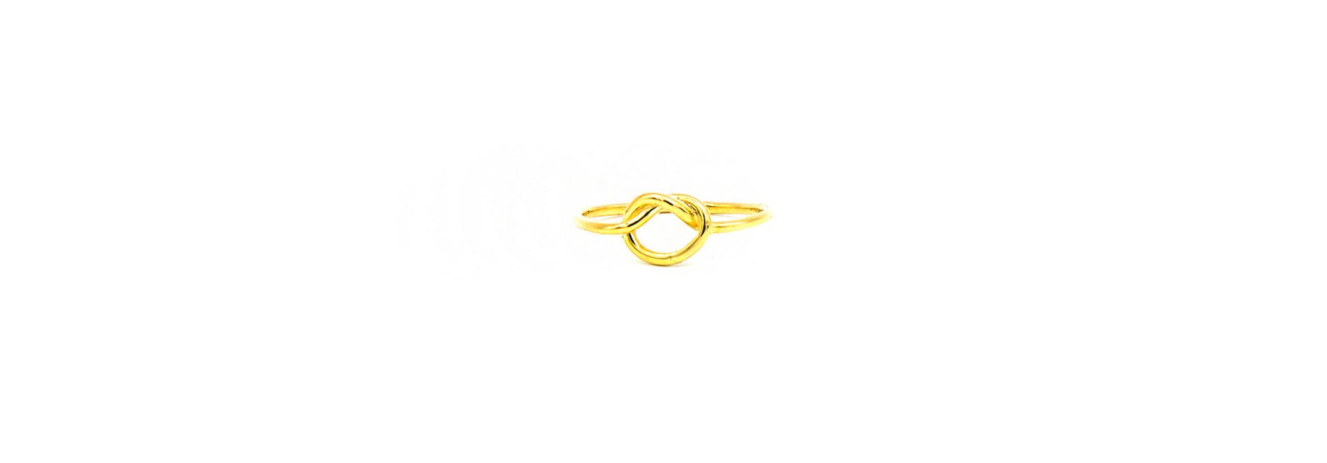 Ring knoop