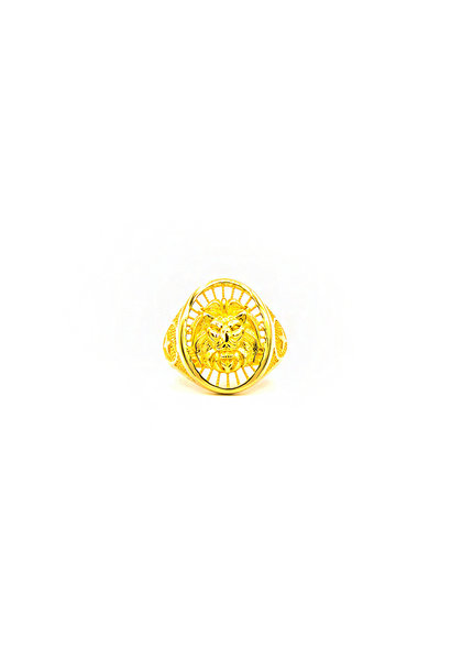 """""""Leeuw"""" ring"""