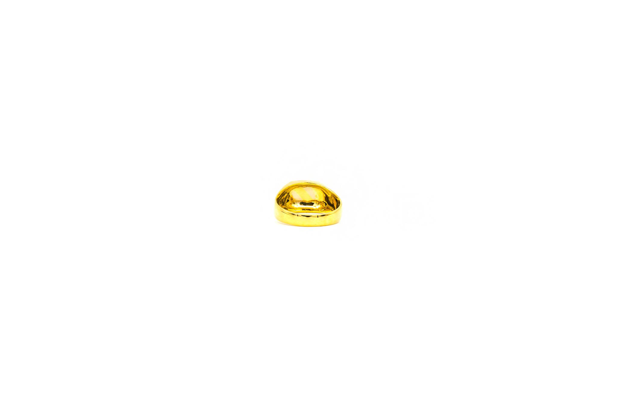 Ring zegel bicolor-4