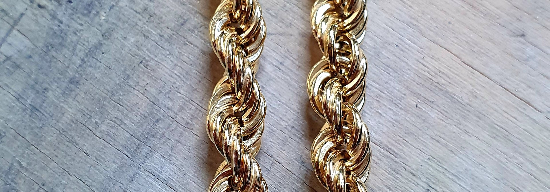 Rope Chain 14k-6 mm