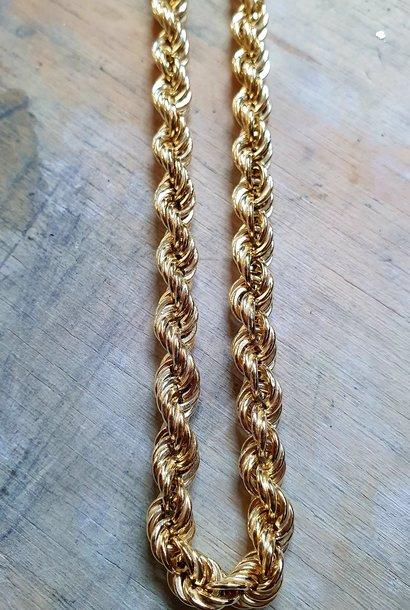 Rope Chain NL 14k-6mm