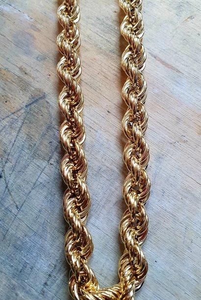 Rope Chain NL 14k-8mm