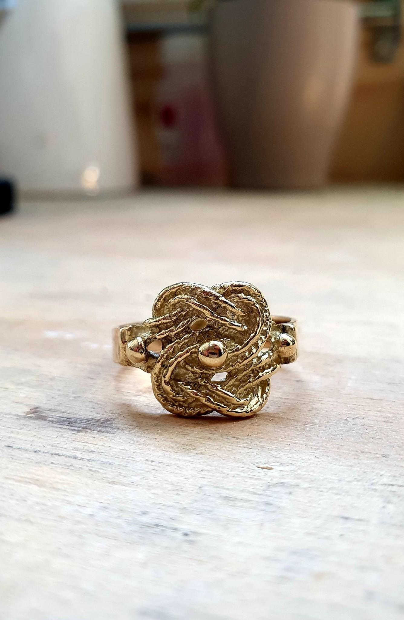 Mattenklopper ring-3