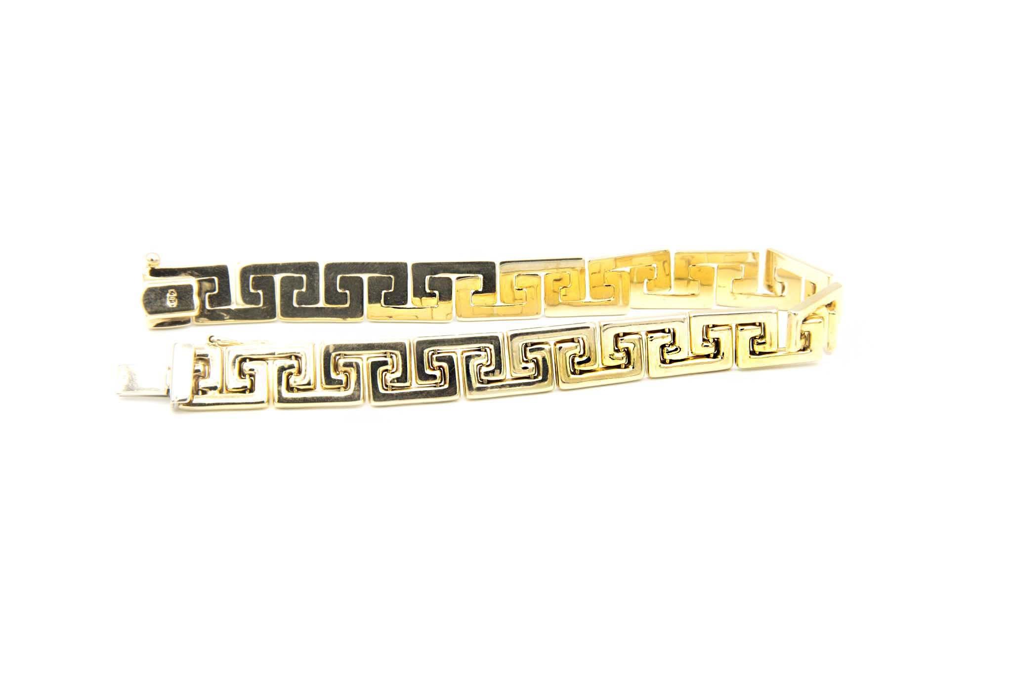 Armband met fantasieschakels-4