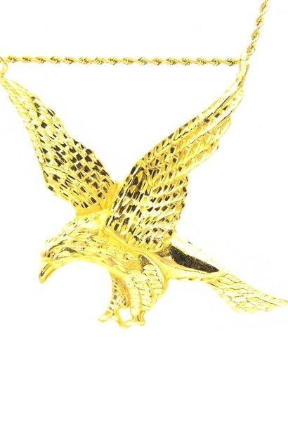 """""""Gavin"""" hanger adelaar"""