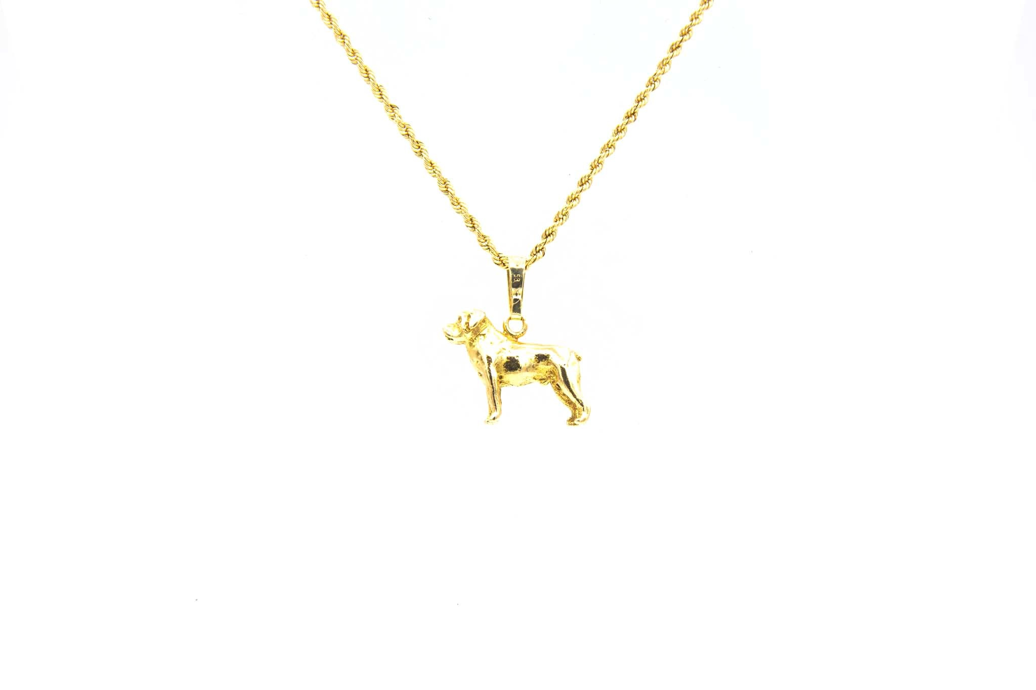 Hanger hond-1