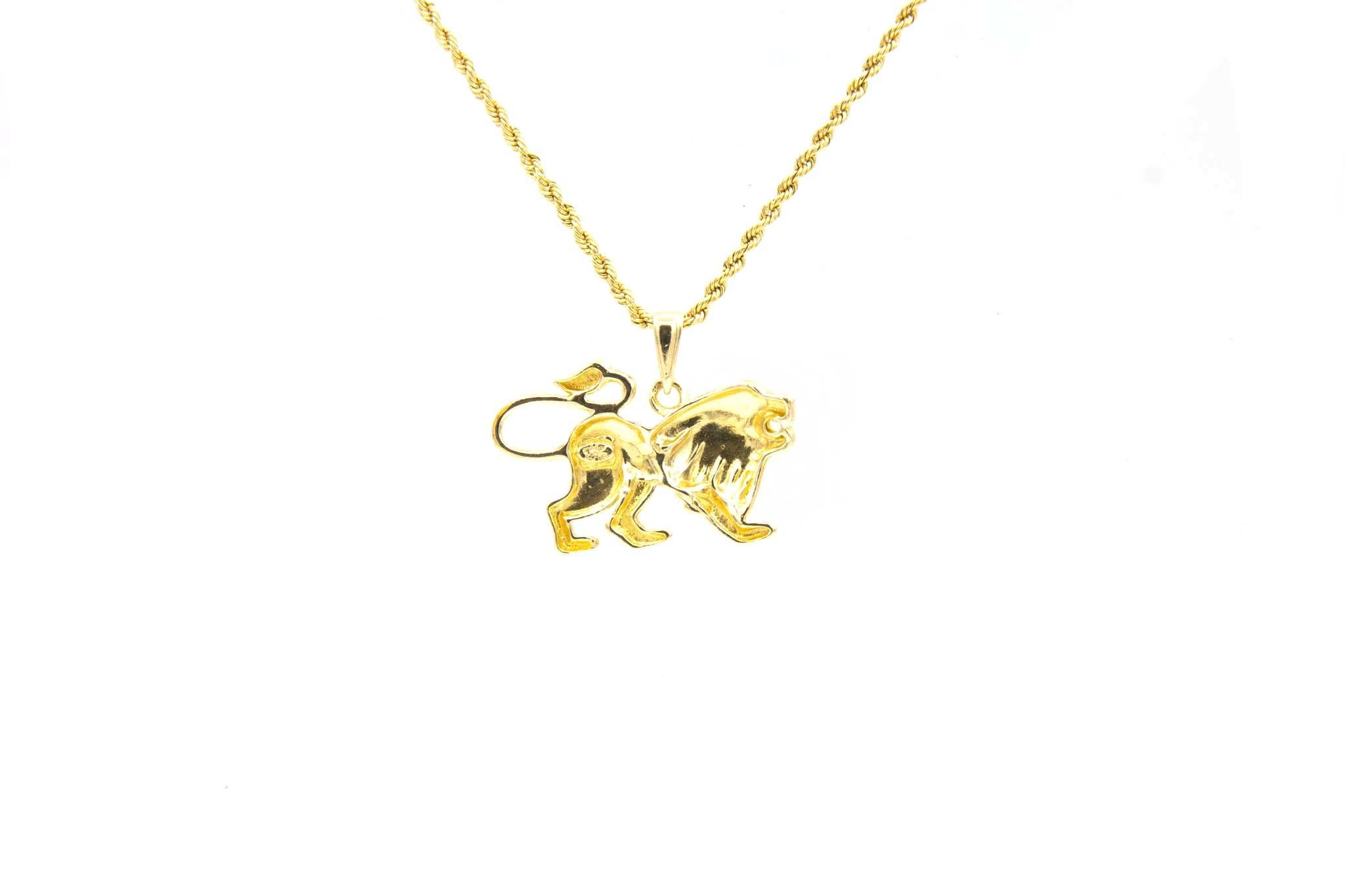 Hanger leeuw-2