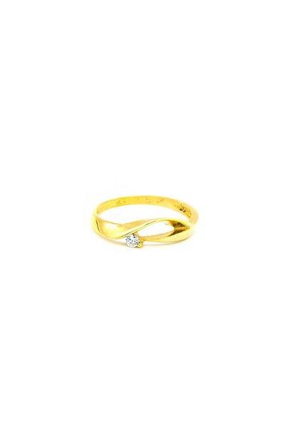 """""""Jacalyn"""" ring"""