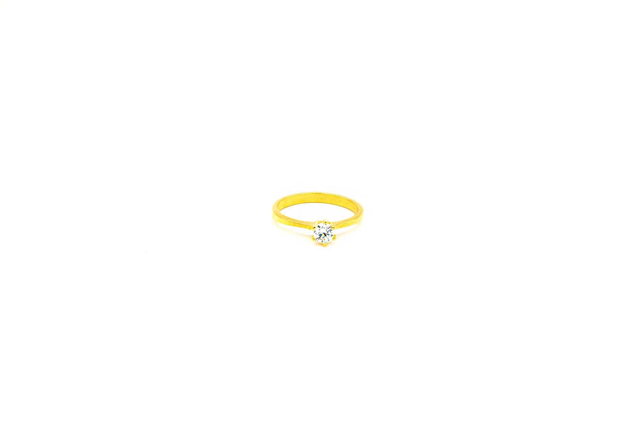 Ring solitair-1