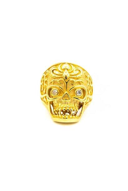 """""""Skully"""" ring"""