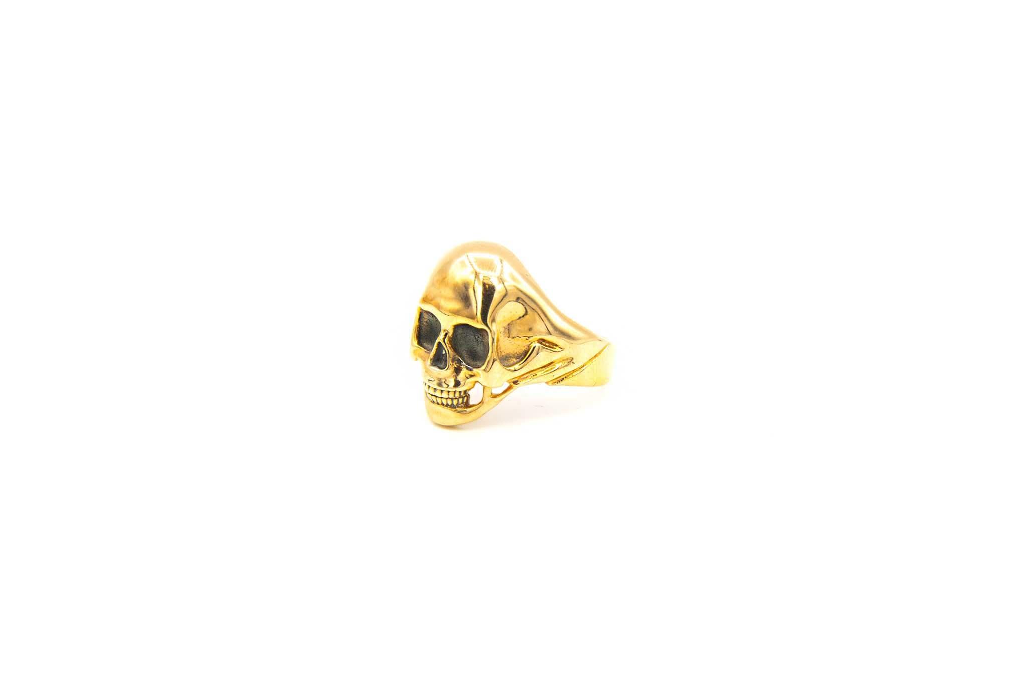 Ring skull rosé-2
