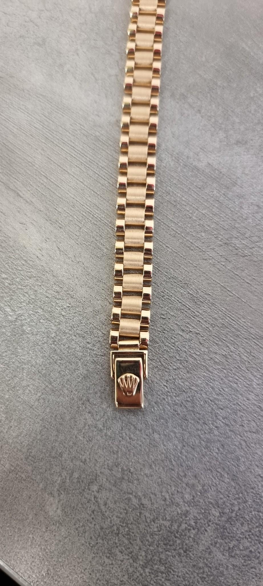 Armband met rolexschakels-2