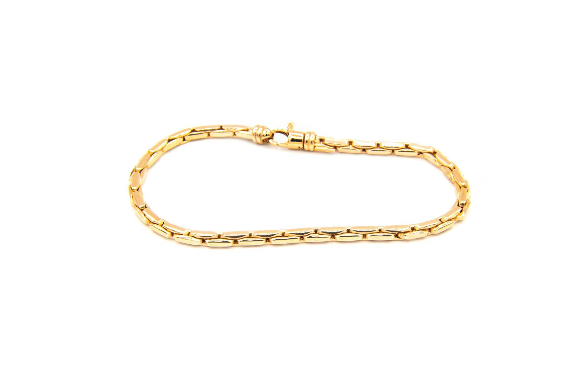 Armband met Cardano schakel-1