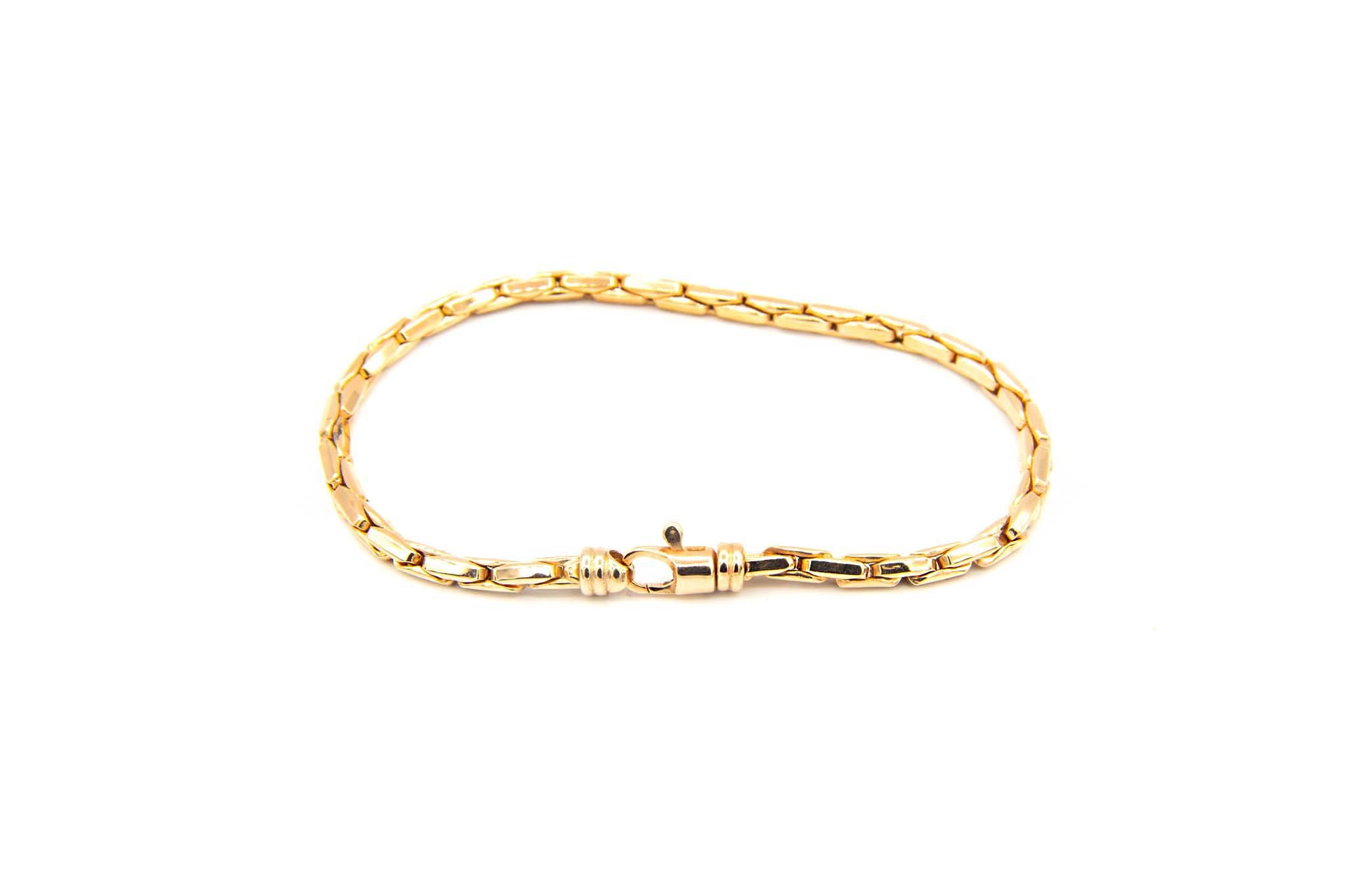 Armband met Cardano schakel-3