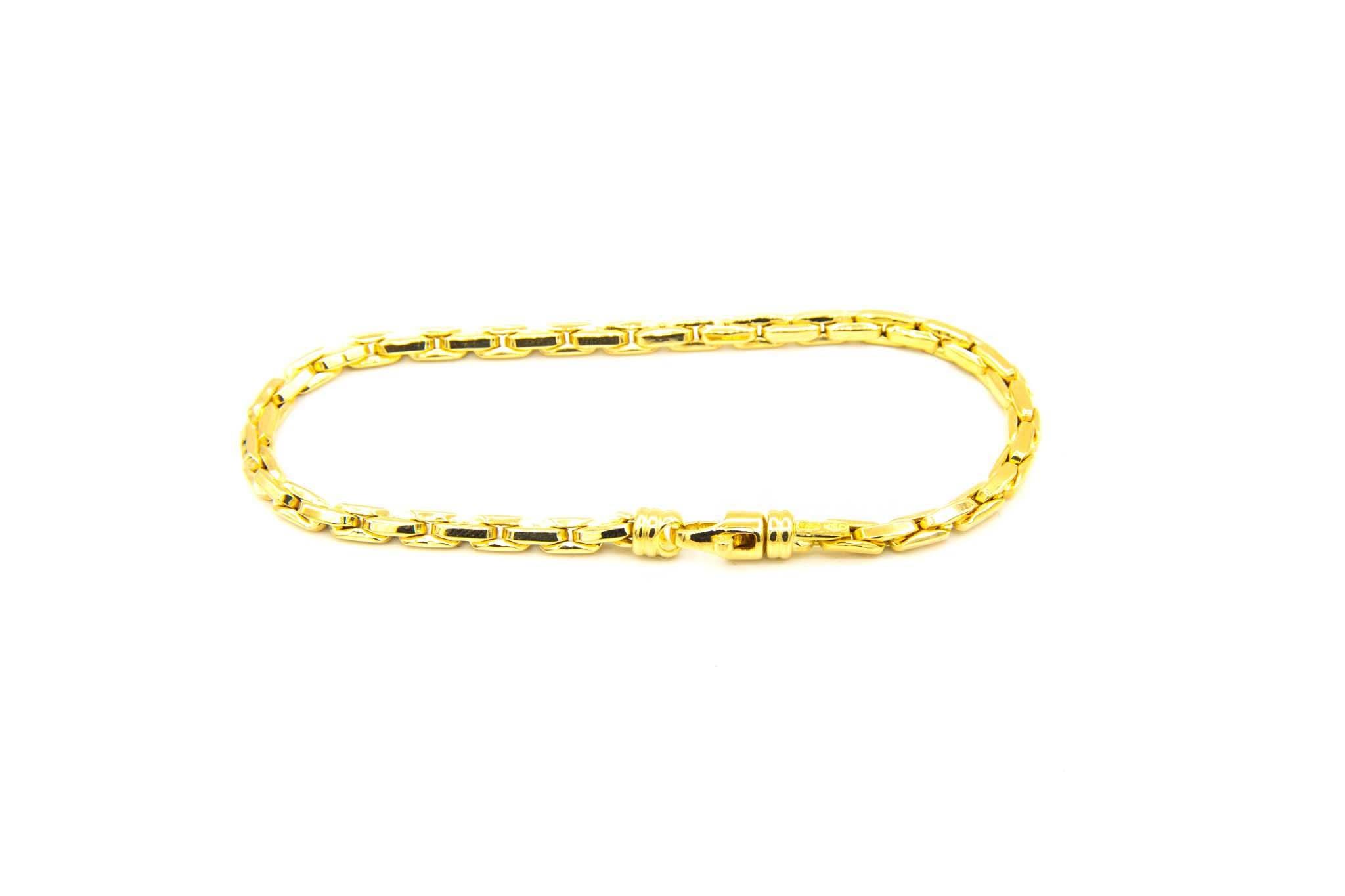 Armband met Cardano schakel-7