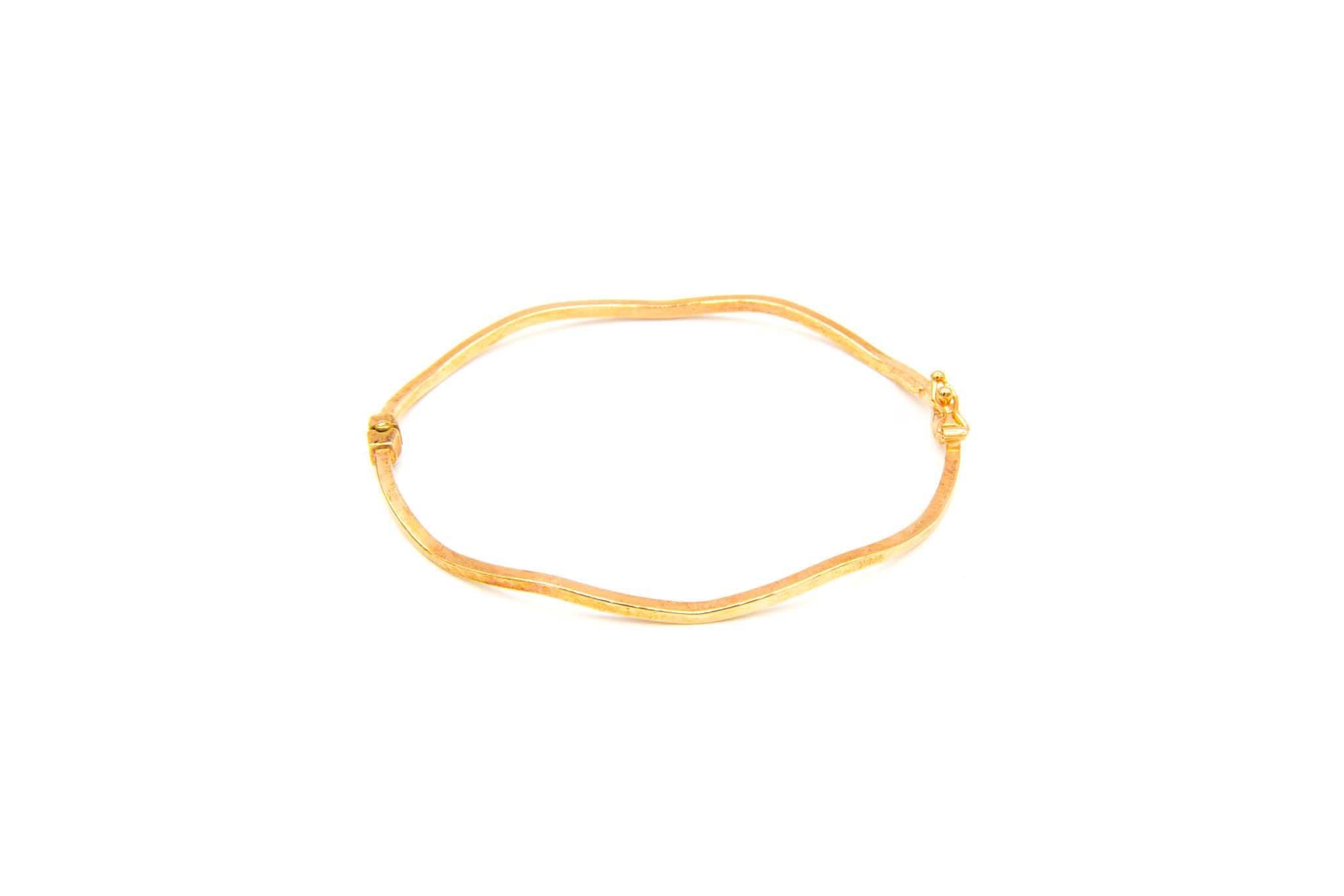 Armband golvende vaste band-4