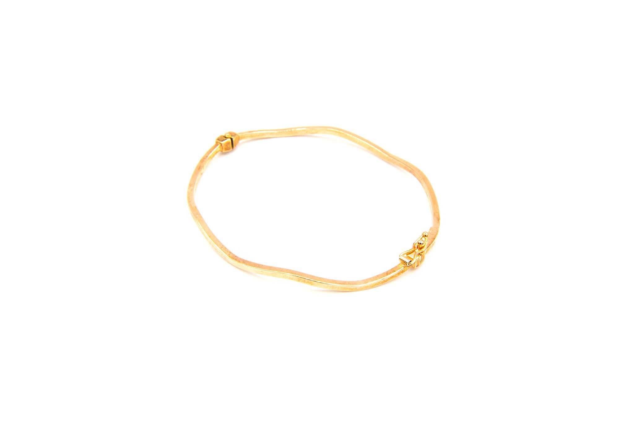 Armband golvende vaste band-5
