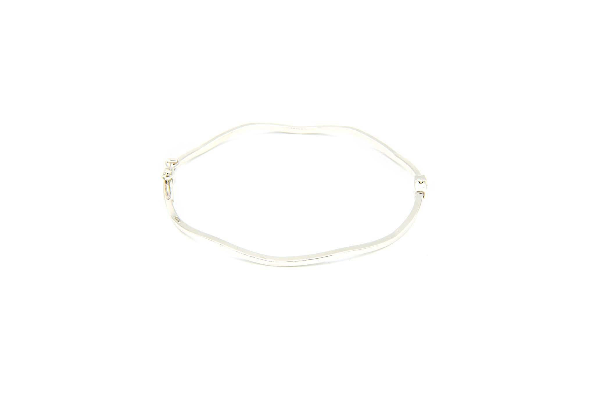 Armband golvende vaste band-1