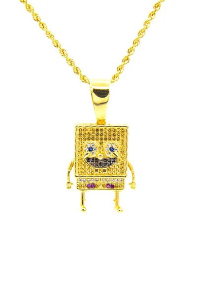 """""""Spongebob"""" hanger"""