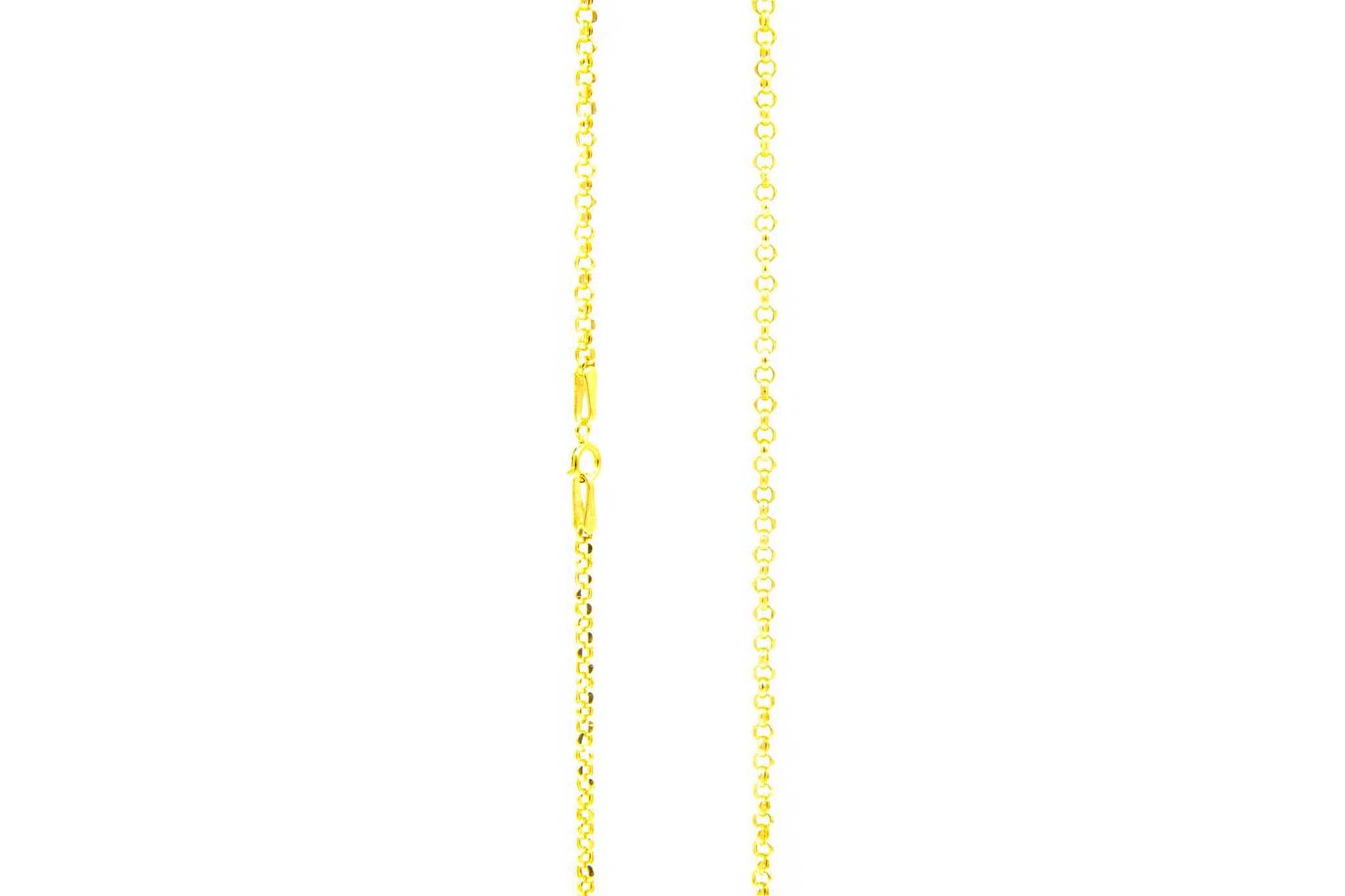 Ketting anker schakel-1
