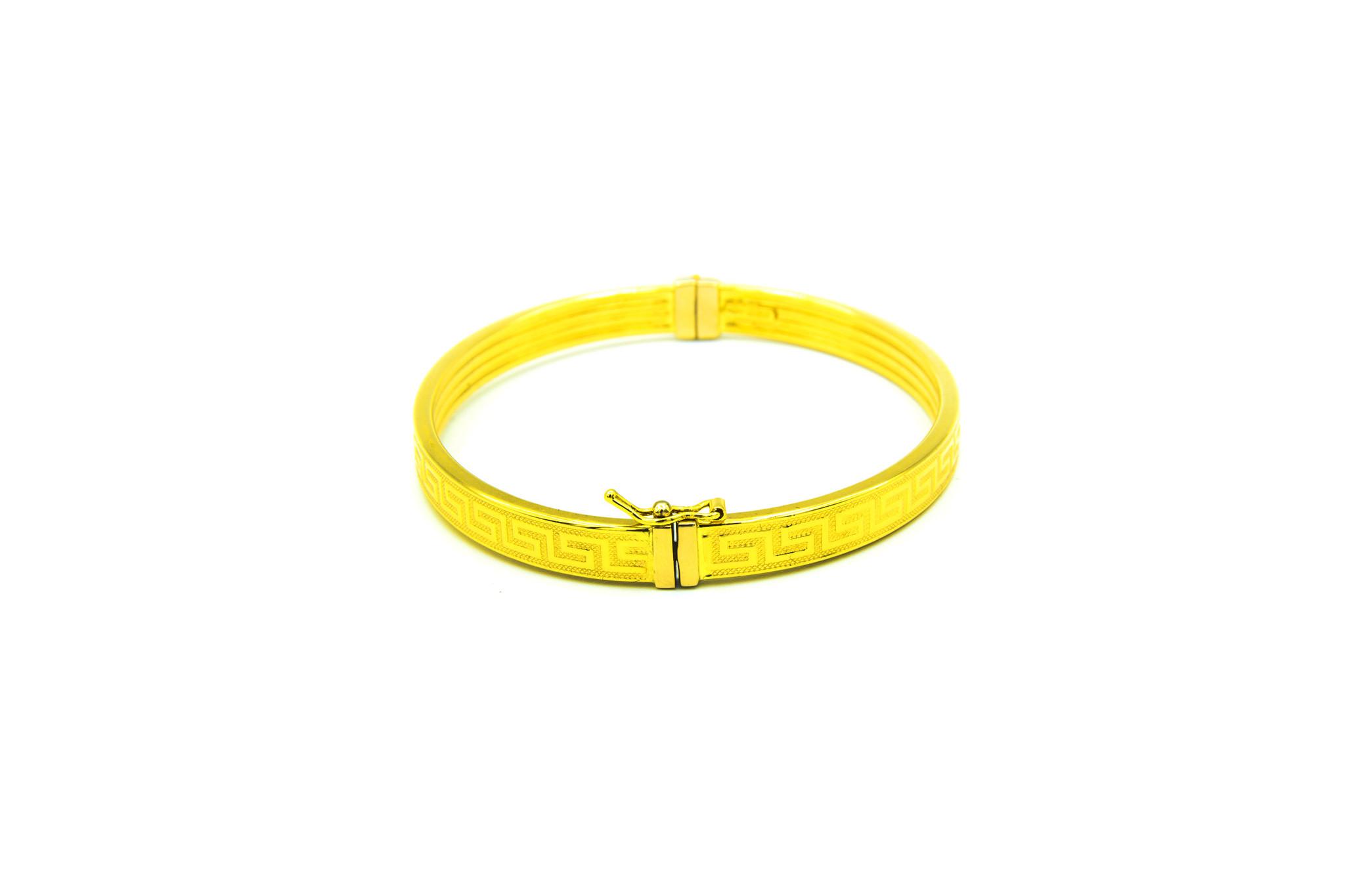 Armband vast bewerkt-2