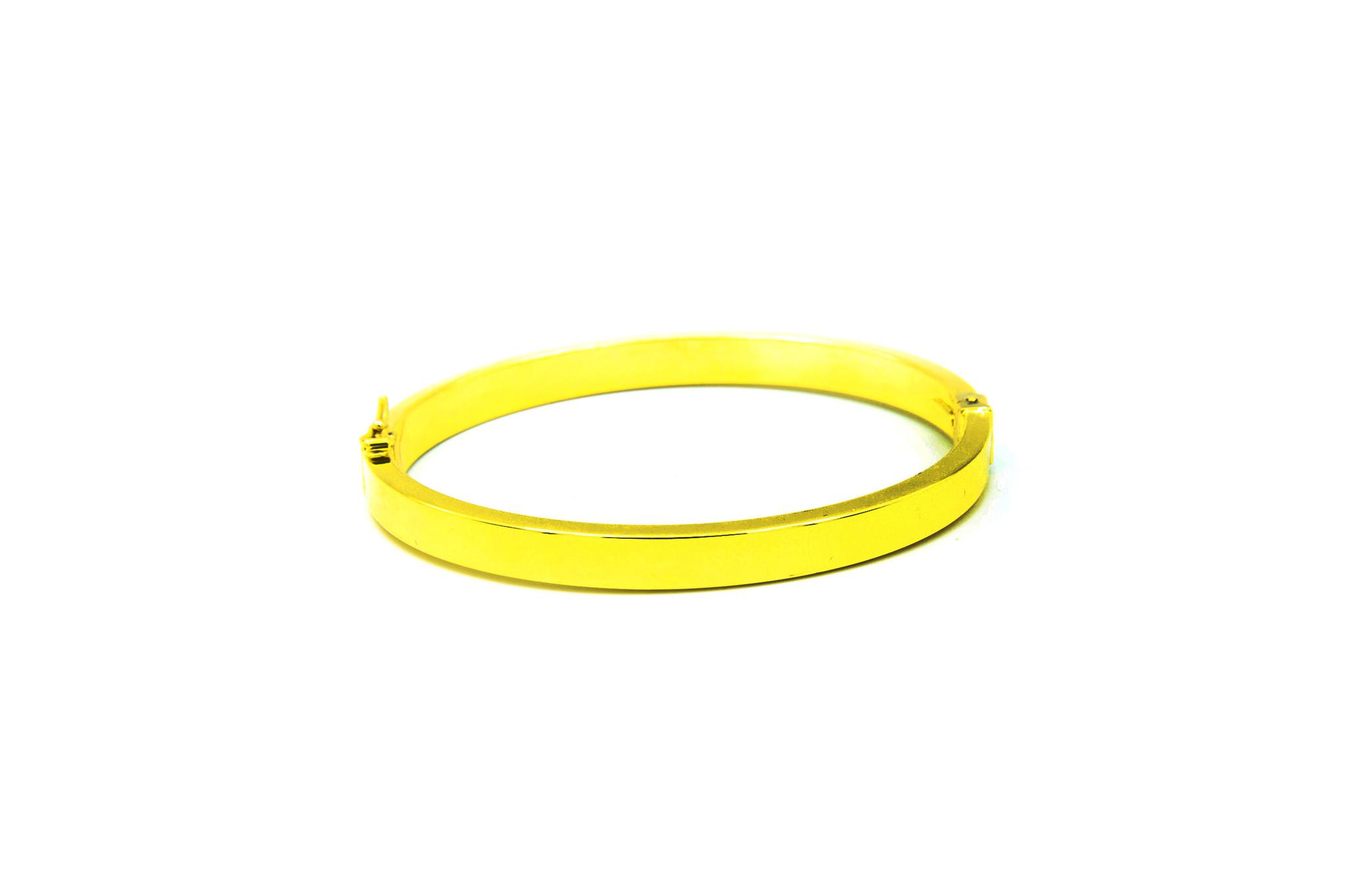 Armband vast, glad-1