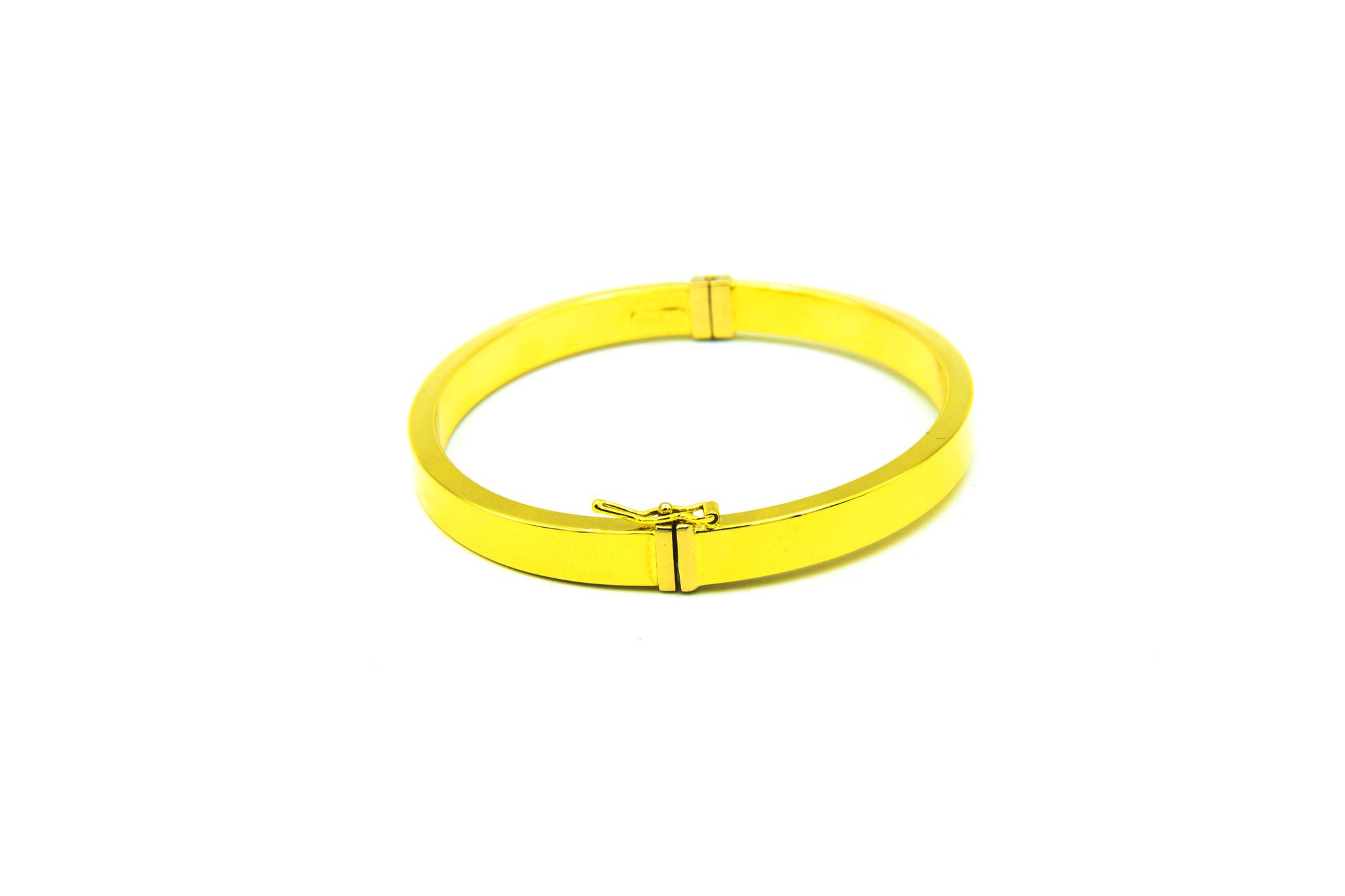 Armband vast, glad-4
