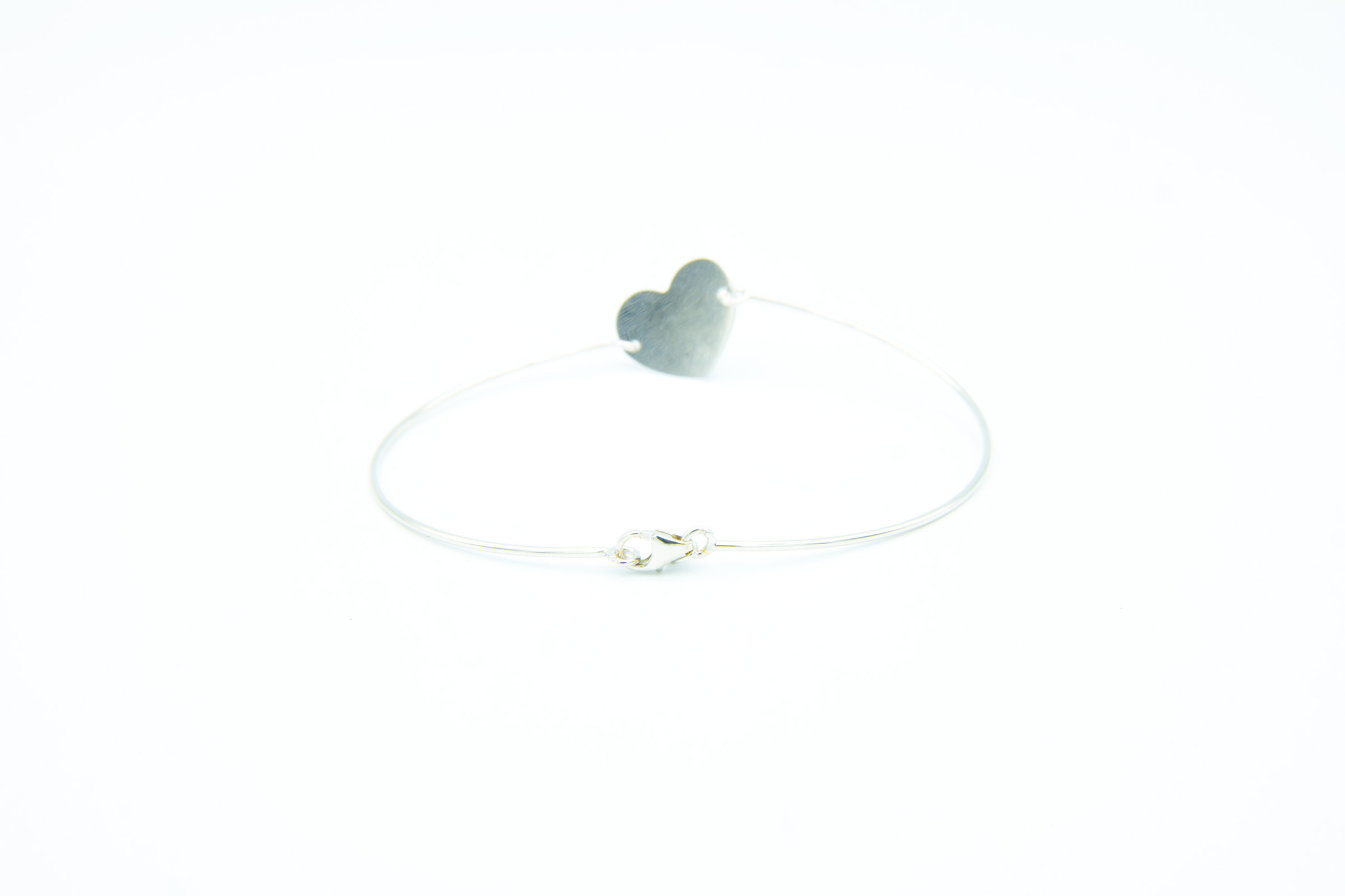 Armband met hartje-6