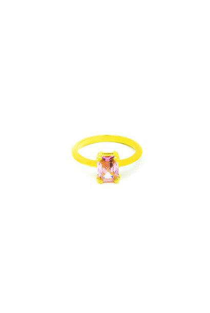 """""""Pink"""" ring"""
